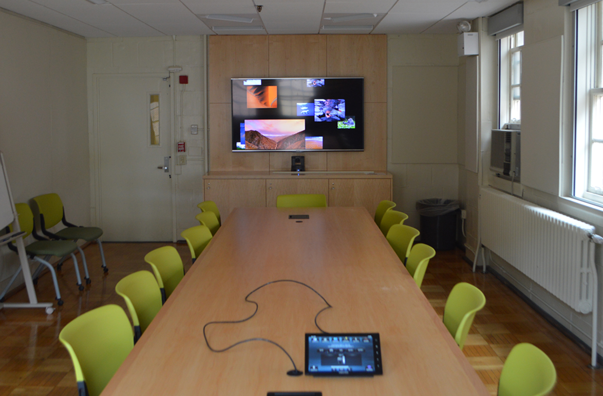 Conference Rooms | RISD Media Resources
